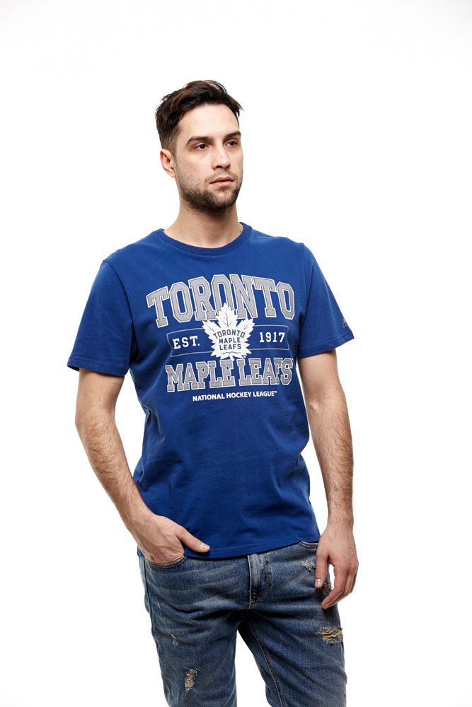 Футболка NHL Toronto Maple Leafs 29830 от магазина SPHF.ru