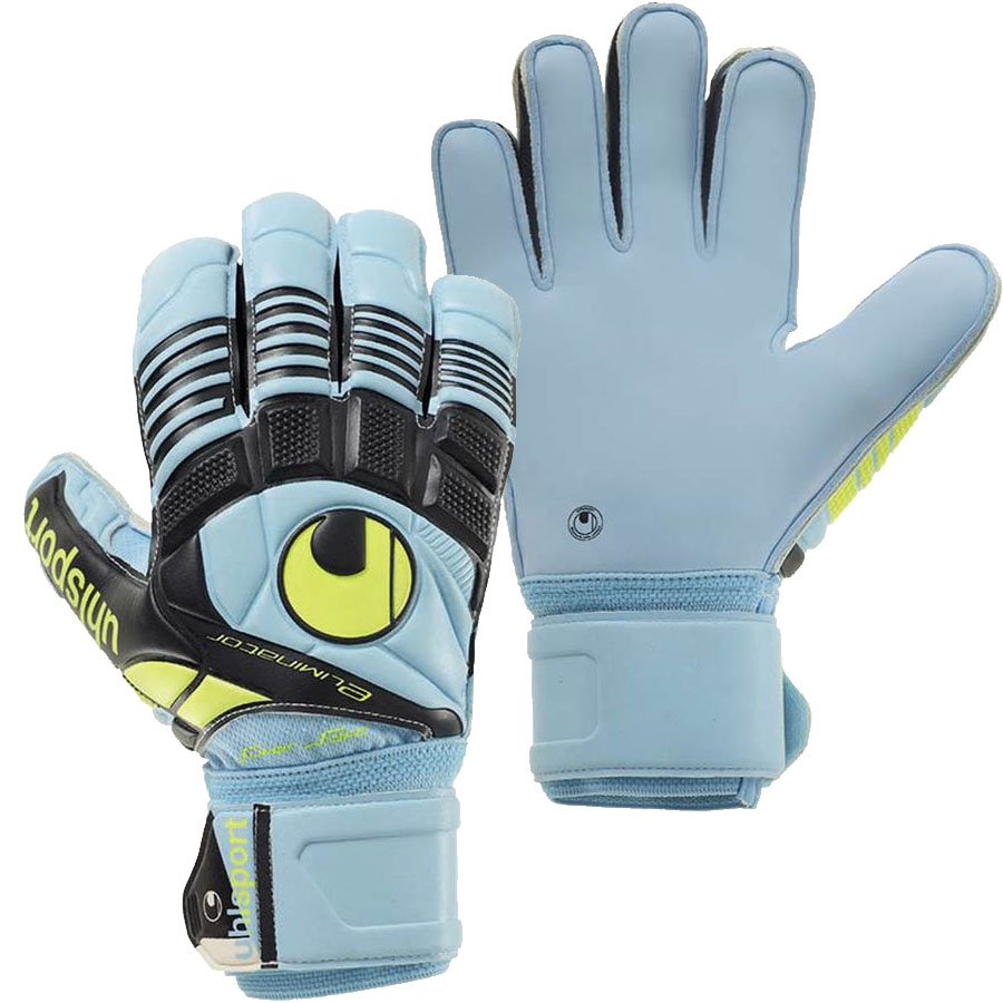 ПЕРЧАТКИ ВРАТАРЯ UHLSPORT ELIMINATOR SUPERSOFT 100013301 SR от магазина SPHF.ru