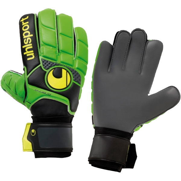 ПЕРЧАТКИ ВРАТАРЯ UHLSPORT FANGMASCHINE SOFT GRAPHIT 100036201 SR от магазина SPHF.ru