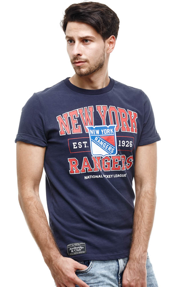Футболка NHL New York Rangers 29850 от магазина SPHF.ru