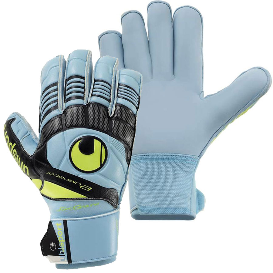 ПЕРЧАТКИ ВРАТАРЯ UHLSPORT ELIMINATOR SOFT SF 100013901 JR от магазина SPHF.ru